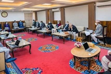 मन्त्रिपरिषदको बैठक सकियो, नेपाल एयरलाइन्सको महाप्रवन्धकमा पौडेल नियुक्त