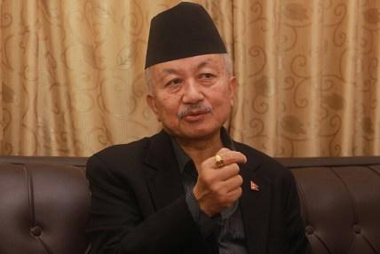 रीस उठ्दैमा प्रधानमन्त्रीले संसद विघटन गर्न पाउँदैनन् : सुवास नेम्वाङ