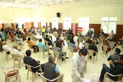 काँग्रेसको रणनीति : बागमती र प्रदेश एकमा आफ्नै सरकार बनाउने