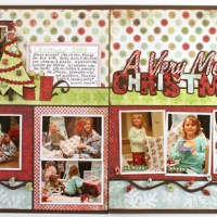 Cricut Circle Christmas in Spring