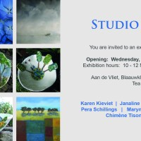 My First Art Exhibition!!