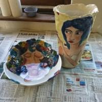 Janaline starts her ART journey!