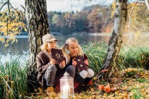 Deutschland, Sachsen, Wald, Märchen, Hänsel und Gretel, Hexe, Pfefferkuchen