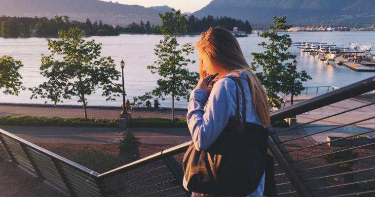 Where to Watch the Sunset in Vancouver: Coal Harbour