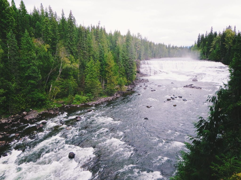 A Guide to Wells Gray Provincial Park