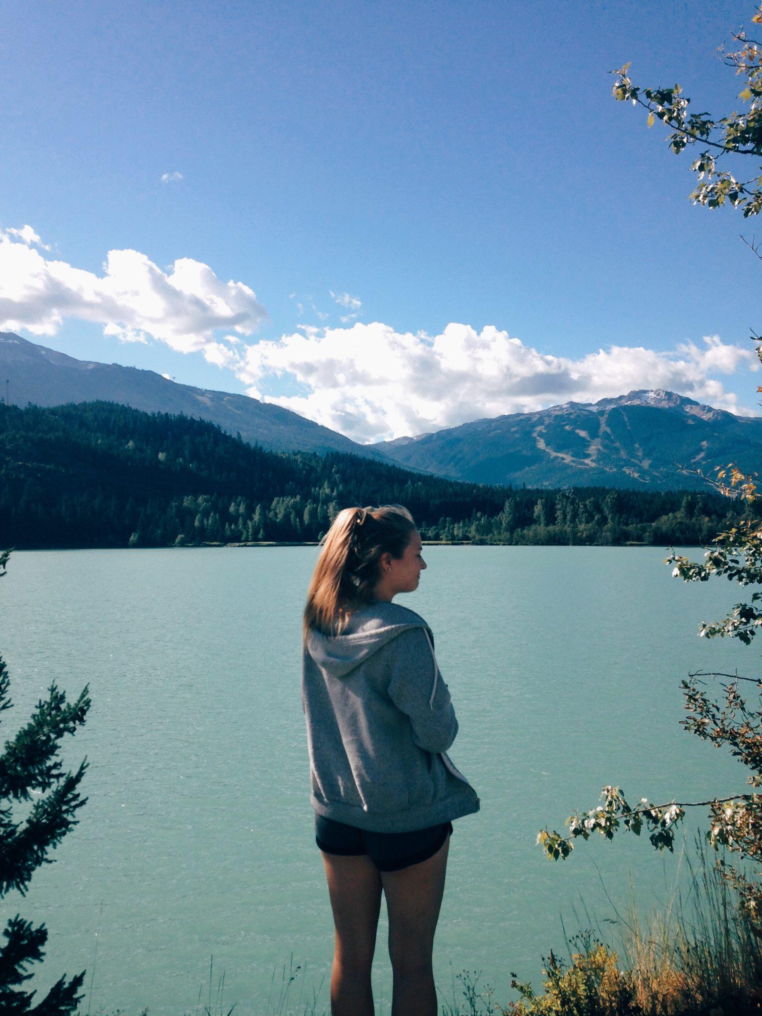 jana meerman green lake whistler