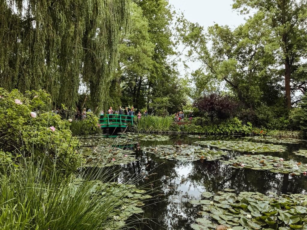 Visiting Claude Monet's Garden in Giverny