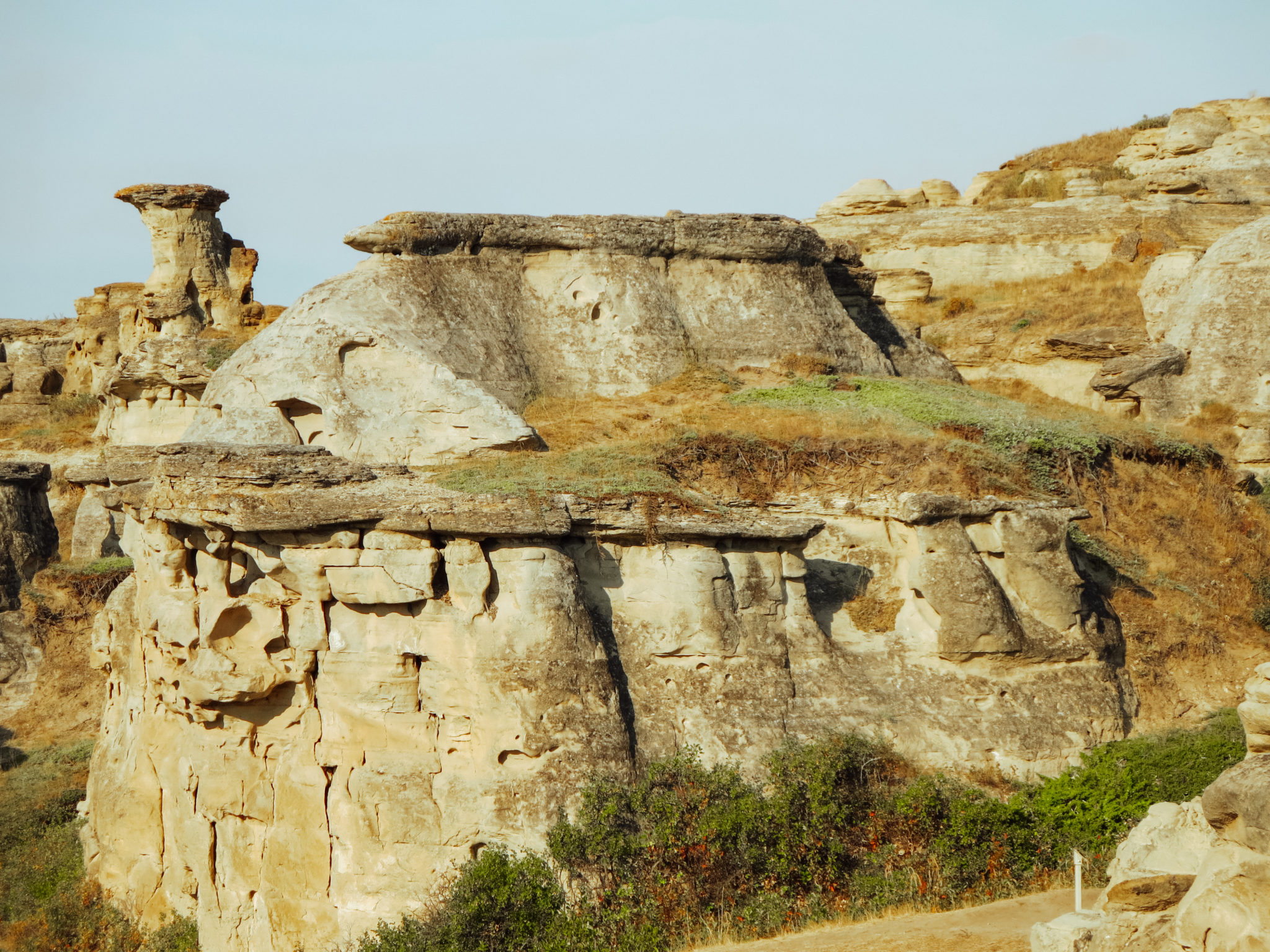 jana meerman writing-on-stone provincial park-11