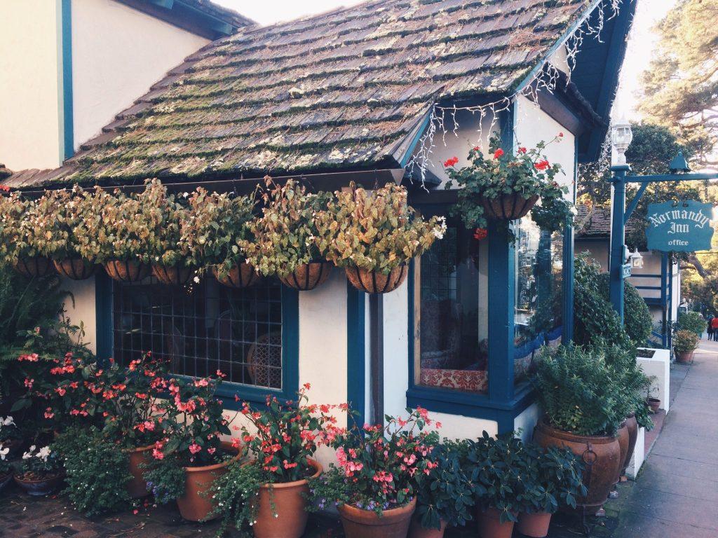Winter Holiday: Carmel