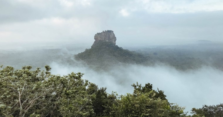 Why You Should Hike Pidurangala Rock in Sigiriya Instead of Sigiriya Rock