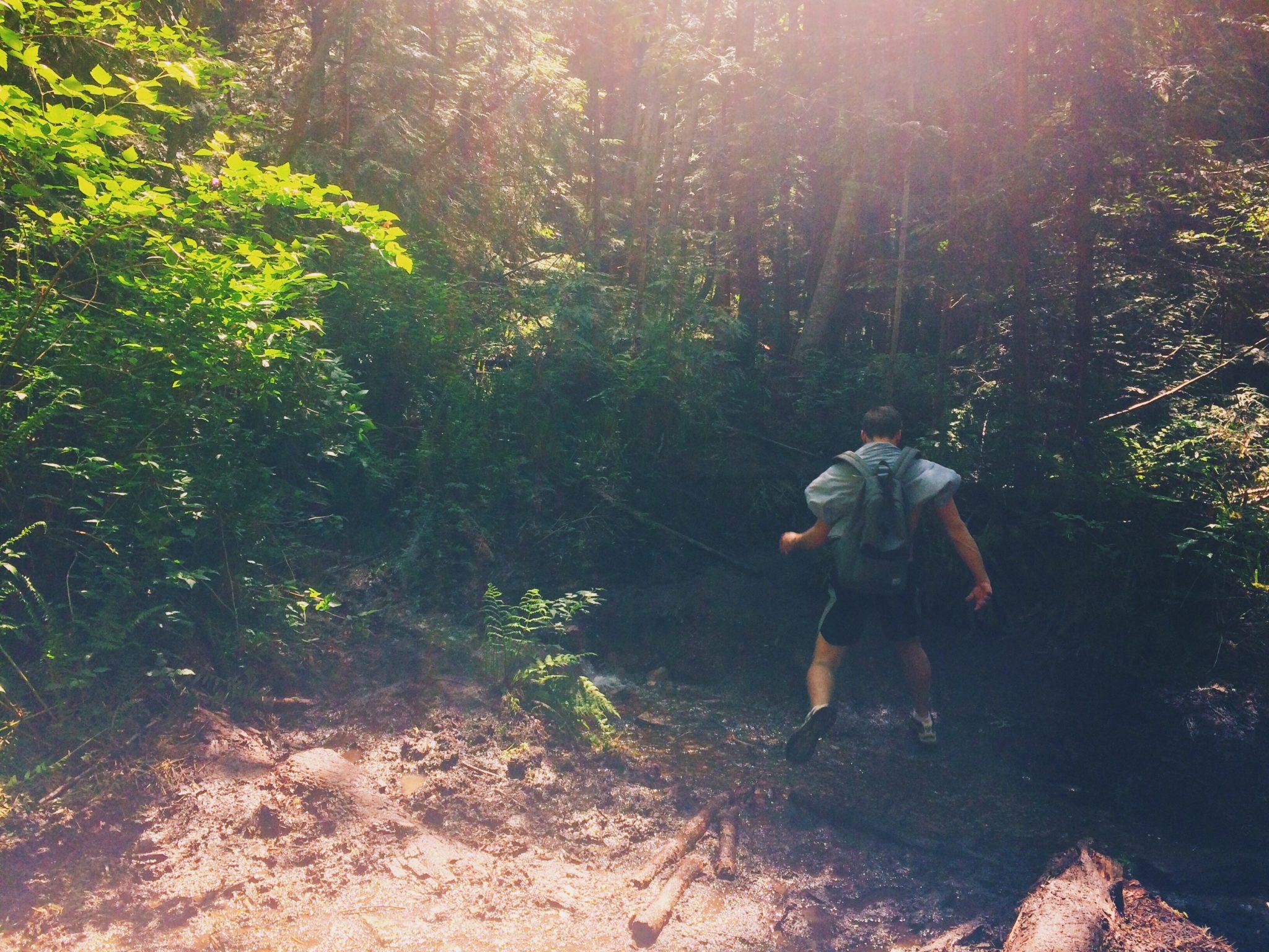 jana meerman tunnel bluffs hike