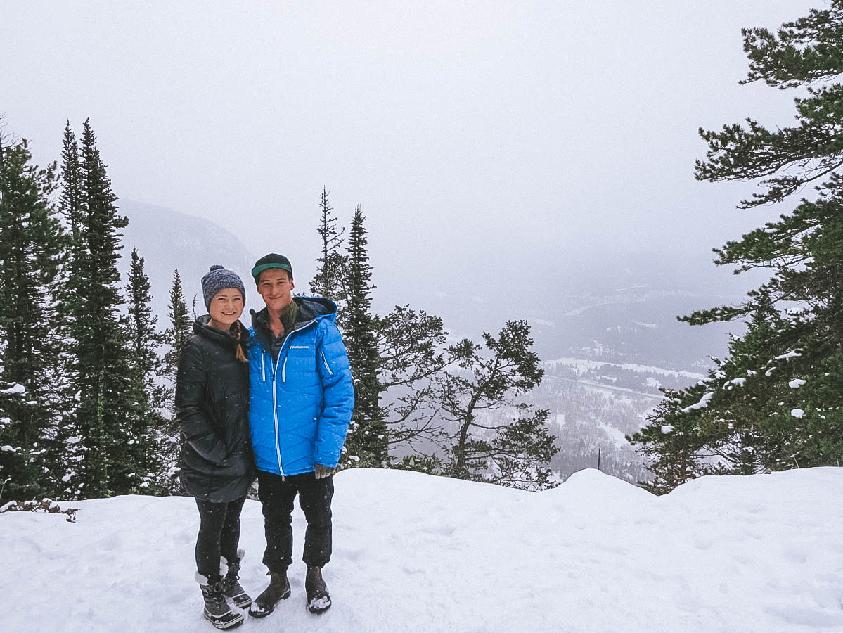 Stoney Squaw Summit Hike