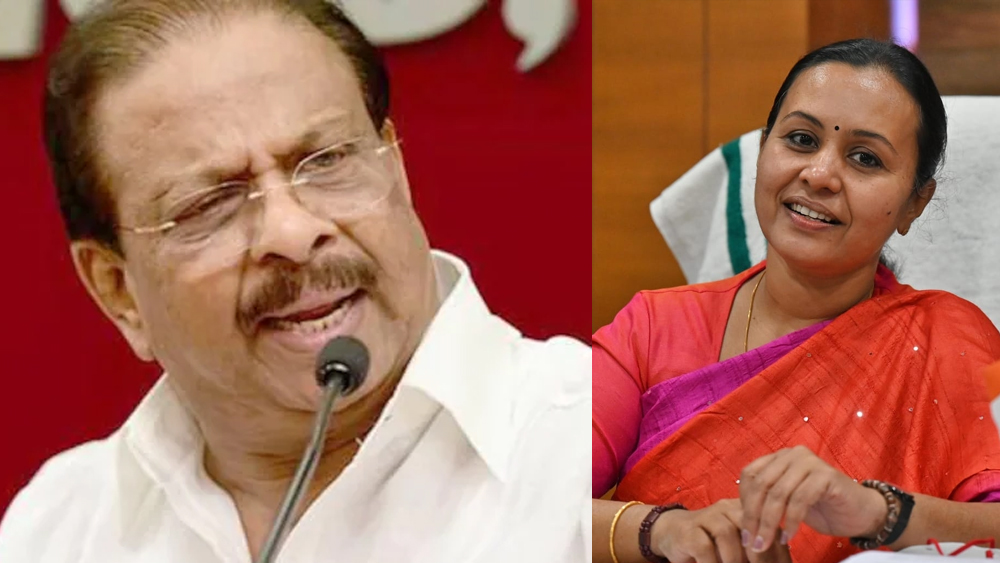 The Minister of Health asked whether the names of those who died due to chewing gum should be included in the corona death;  K Sudhakaran