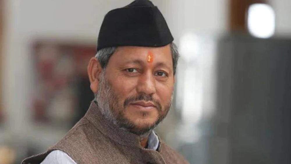Uttarakhand Chief Minister resigns