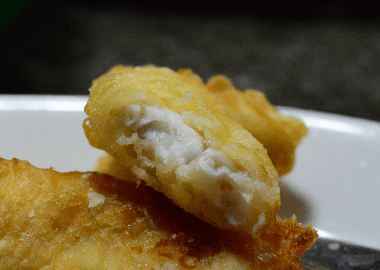 Friday Night Fish and Chips (1/2)
