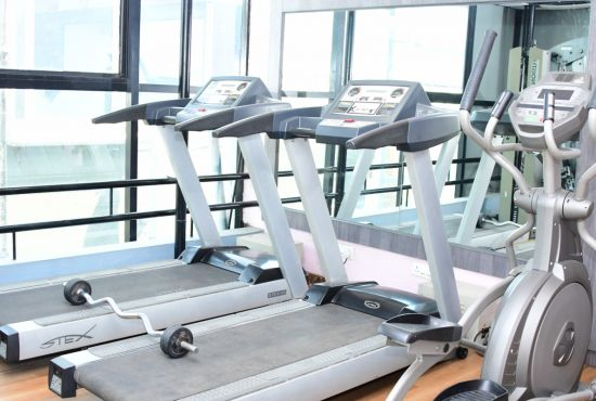 GYM at Janani Homes Bangalore HSR