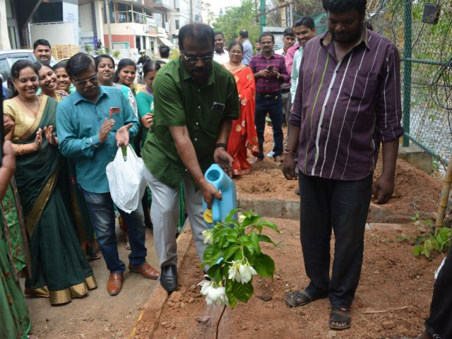 Janani Tours Tree Plantation 2