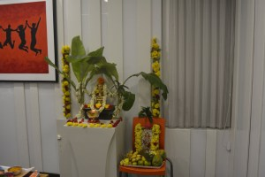 Ayudha Pooja at Janani Tours Office