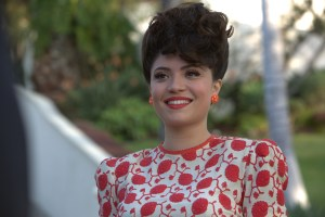 Veronica Osorio as Carlota (Photo by Universal Pictures Home Entertainment)