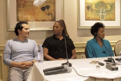 John Leguizamo, Queen Latifah & Wanda Sykes