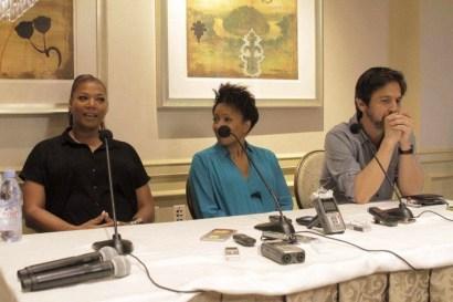 Queen Latifah, Wanda Sykes & Ray Romano