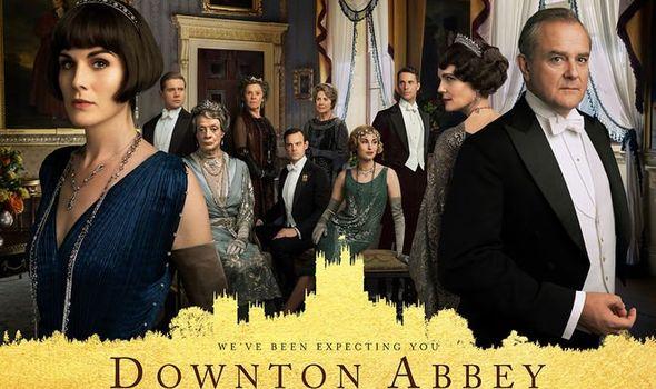 Downton-Abbey-film- poster