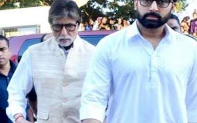 विश्व प्रसिद्ध भारतीय सिने कलाकार अमिताब बच्चन कोभिड–१९ सङ्क्रमित