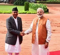 विश्वासको मत लगत्तै प्रम देउवालाई भारतीय प्रधानमन्त्री मोदीको शुभकामना