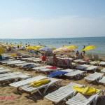 Zum Strand nach Kilyos am Schwarzen Meer