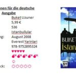 "Bücher: ""Istanbullular: Die Istanbuler"""
