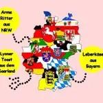 Kochbuchmittwoch: Dreimal deutsche Küche