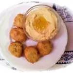 Kochbuchmittwoch: Falafel & Hummus