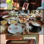 Frühstück im Privato Cafe in Galata