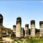 Turkey Tuesday: Artemistempel in Sardes