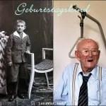 Unser Hundertjähriger verschwand zum Glück nicht