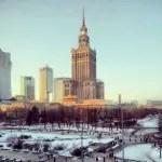 Angekommen in Warschau
