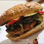 Kochbuchmittwoch: Mediterraner Burger
