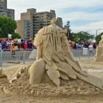 Visited: Revere Beach International Sand Sculpture Festival 2015