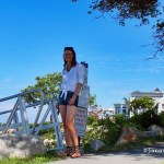 Outfit: Blouse meets shorts