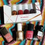 Favorite nail polishes in fall 2015