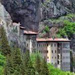 Travel: Sumela Monastery in Turkey