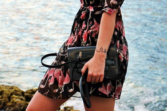 Outfit: Flamingo Love