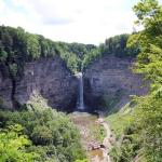 Travel: Taughannock Falls & Mecklenburg in the Middle of Upstate New York