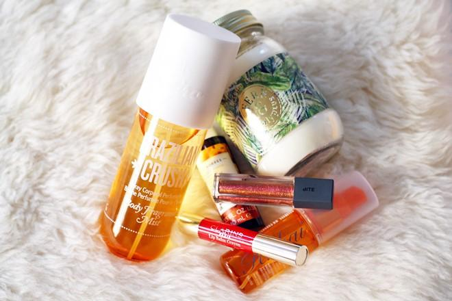 Beauty Products to Extend That Summer Feeling