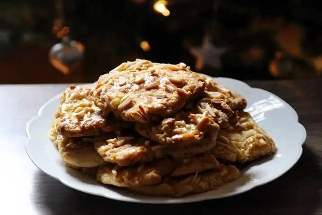 janavar.net   Recipe: Almond Cookies
