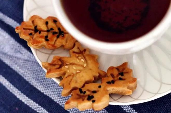 Recipe: Turkish Salty Cookies (Tuzlu Kurabiye) | janavar