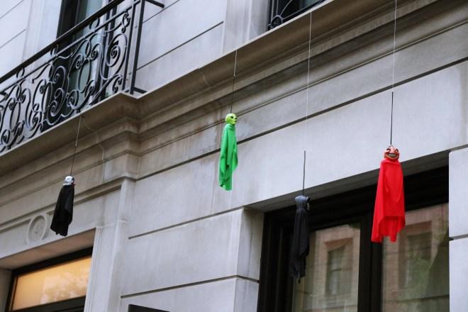 Happy Halloween! - Get the Creeps on the Upper East Side | janavar