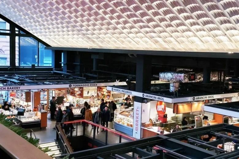 New York City: Essex Market – A New Alternative to Chelsea Market?