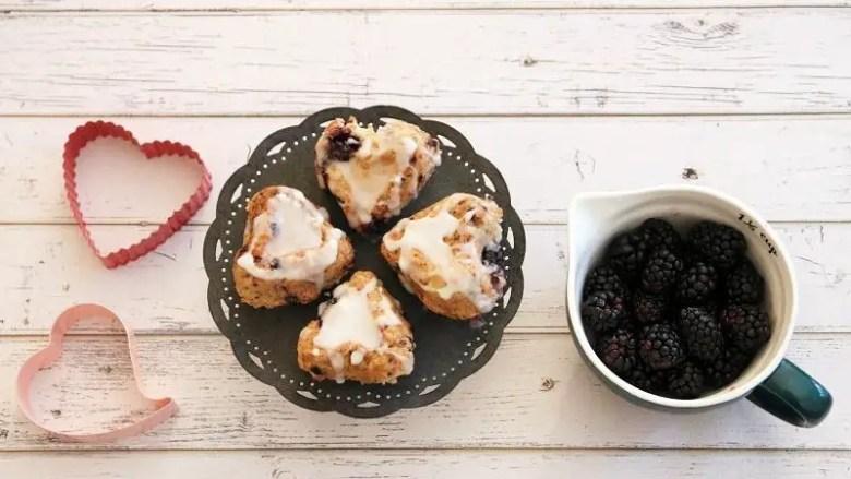 Recipe: Vegan Blackberry Basil Lemon Cookies - janavar