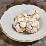 Recipe: Orange Whiskey Crinkle Cookies